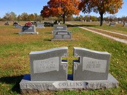 Ethel Marie <I>Penington</I> Collins
