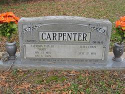 Julia <I>Chain</I> Carpenter