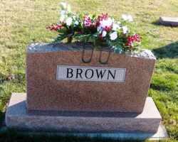 Ruth Estelle <I>Layton</I> Brown