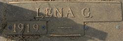 Lena G <I>Greene</I> Beavers