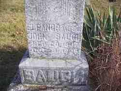 Eleanor Ellen <I>Cain</I> Baugh