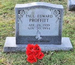 Paul Edward Proffitt