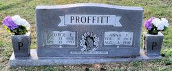 Anna V. <I>Vandeventer</I> Proffitt