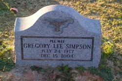 Gregory Lee Simpson