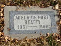 Adelaide <I>Post</I> Beatty