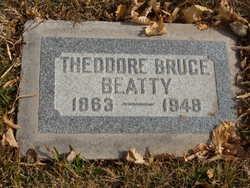 Dr Theodore Bruce Beatty