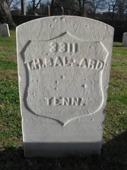 Tyson H Ballard