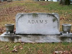 Virginia Josephine <I>Mullins</I> Adams