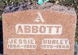 Jessie <I>Blevins</I> Abbott