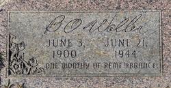 """Benjamin Oliver """"Ben"""" Waller"""