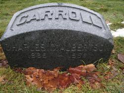 Rev Charles Carroll Albertson