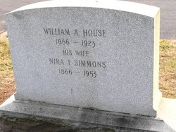 Nira I <I>Simmons</I> House