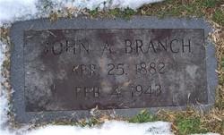 John Alexander Branch