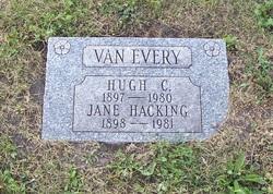 Hugh Clarke Van Every