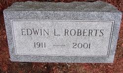 Edwin L Roberts