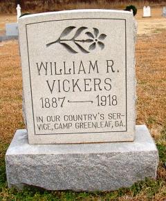 William Rubin Vickers