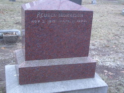Reuben Morrison
