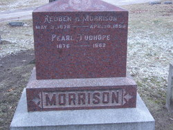 Reuben H. Morrison