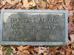 Daniel T Adams