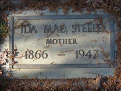 Ida Mae <I>Pilcher</I> Steele