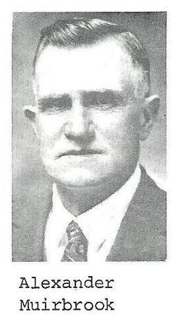 Alexander Muirbrook