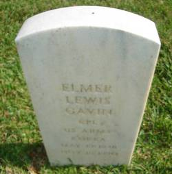 Elmer Lewis Gavin