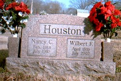 Nancy Carolyn <I>Comstock</I> Houston