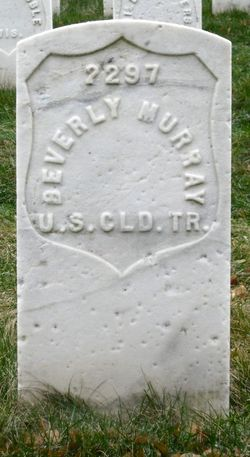 Pvt Beverly Murray