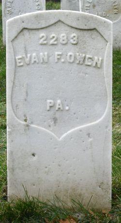 Pvt Evan F. Owen