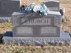 George Tunstall Church, Sr