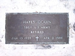 Hayes O'Quin