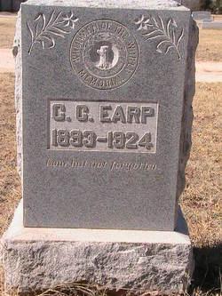 Cecil C Earp