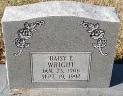 Daisy E. Wright
