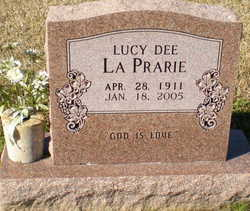 Lucy Dee <I>Wright</I> LaPrarie