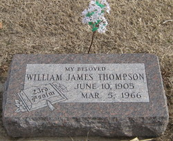 William James Thompson