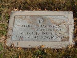 Alois L Davidson