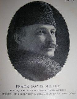 Francis Davis Millet