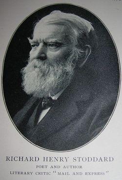 Richard Henry Stoddard