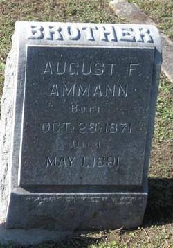 August F Ammann
