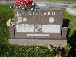 Dorothy Faye Moore Dillard (1928-2009) - Find A Grave Memorial