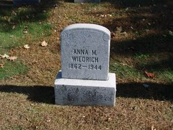 Anna M. Wiedrich