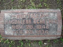 Magdalena <I>Schneider</I> Schelper