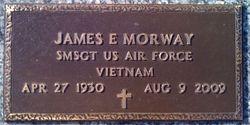 Sgt James Earl Morway