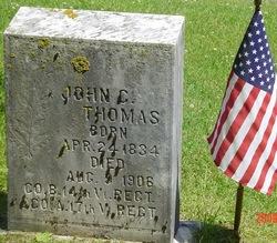 John C. Thomas