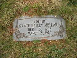 Margaret Grace <I>Bailey</I> Mellard