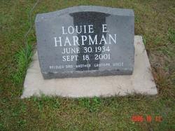 Louie E Harpman