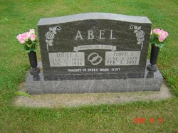 Floyd J Abel