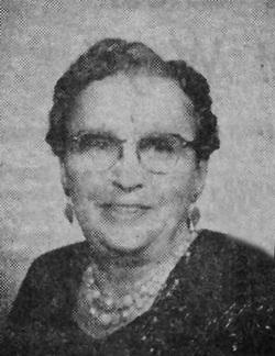Eva Althea Hallead