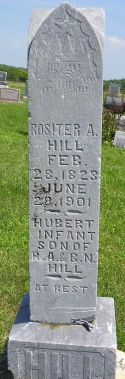 Hubert Arthur Hill