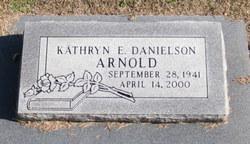 Kathryn E <I>Danielson</I> Arnold